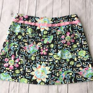 Bamboo Traders Stretch Skort size 6